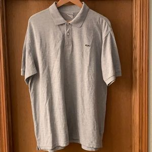 Lacoste Men's Polo Size 7 (XL)